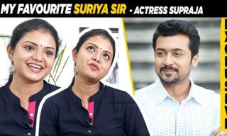 Supraja Interview