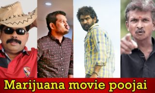 Marijuana Tamil movie poojai