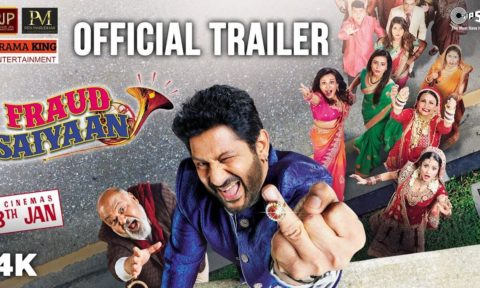 Fraud Saiyaan Official Trailer