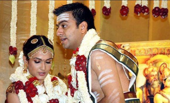 rajini daughter second marriage