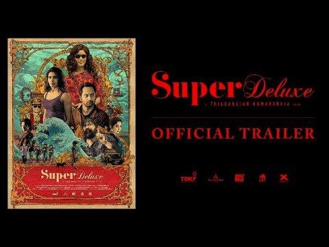 Super deluxe trailer